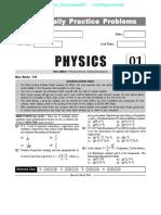Dpp-1 Physical World, Units & Dimensions