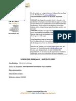 2006 Longueur Maximale Liaison en 380v