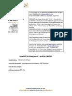 2006 Longueur Maximale Liaison en 220v
