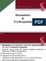 Haematinics