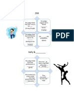 Worksheet for Listening Activity