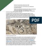 Principales Civilizaciones Antiguas Del Perú