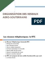 Organisation Des Reseaux Aero-souterrains