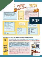 Stative vs Dynamic (1)