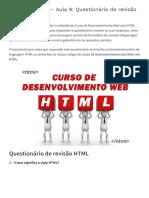 Curso de HTML – Aula 9_ Questionário de Revisão HTML _ Hiperbytes