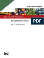 PDIEC-TS 60076-20-2017.