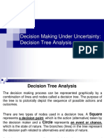 Lecture 9 (Decision Tree Analysis)