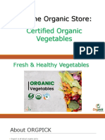 Best Organic Vegetable Store in Pune