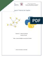 Rapport Théorie de Graphe