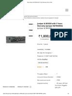 juniper SRX 550.pdf