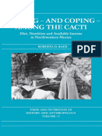 BAER, Roberta D. - Cooking and Coping Among the Cacti. Diet, Nutrition and Available Income in Northwestern Mexico