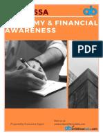 EPFO SSA Economy & Financial Awareness