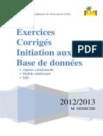 Exercices Corrigés Initaition aux BDD.pdf