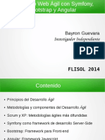 DESARROLLO WEB AGIL