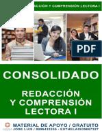E Redaccion y CompresionLectoraConsolidadoB1