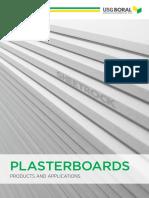 Boral Plasterboards Catalogue