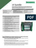 Beamex Power Plant Bundle - Leaflet A4 - 2018-01-26 v1