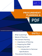 02 Proc Planning & MonitoringOct2019