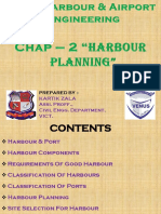 CHAPTER - 2. HARBOUR PLANNING.pptx