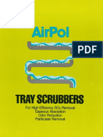 AirPol Tray Scrubbers