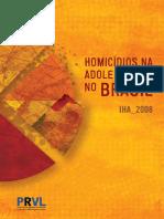 Homicidios na Adolescência no Brasil
