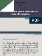 Convolutional neural network ppt