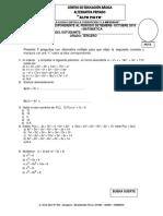 evaluacion 3°