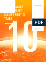 10 Takeaways From Alibaba Cloud's First 10 Years - Final