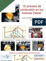 Combustión Diesel