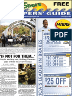 West Shore Shoppers' Guide, November 21, 2010