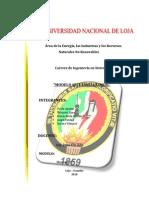 Modelo Secuencial Lineal