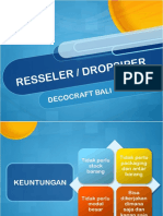 ResellerDropship Decocarft Bali
