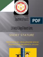 Approach to short stature [Autosaved].pptx