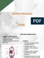 6.Sistem Sirkulasi