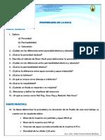 03. Practica Nro 3 - Propiedades de La Roca