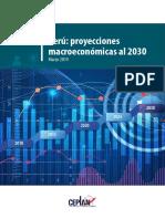 CEPLAN Proyecciones Macroeconómicas Al 2030