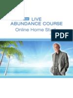 Live AbundanceCourse