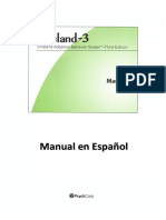 Vineland Manual - Español (1)