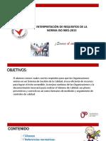 9. ISO 9001 2015 PARTE 3