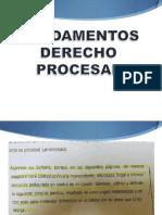 Derecho Procesal e Insolvencia