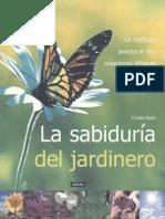 Plantas - La Sabiduria Del Jardinero(1)