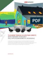 Brochure Thermal Sfogliabile Hikvision