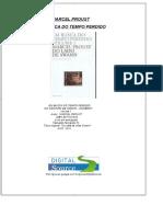 Marcel Proust Em Busca Do Tempo Perdido - PDF