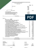 Relatório de Contas 2009/2010