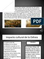 Estructura de La Odisea