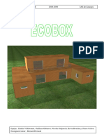 3- Projet EcoBox