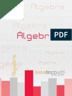 Álgebra 3. Texto Escolar - Intelectum