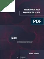 Data Waves by SlidesGo