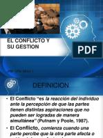 El Conflicto.