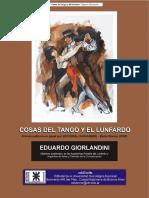 Cosas Del Tango y El Lunfardo